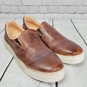 Bedford Stu Workshop Leather Loafers